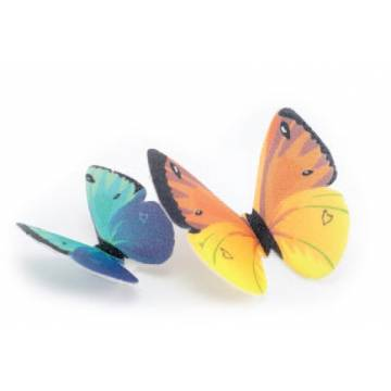 Mariposas de oblea Modecor...