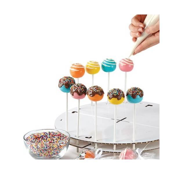 Fabriquer Un Support Pour Pop Cake