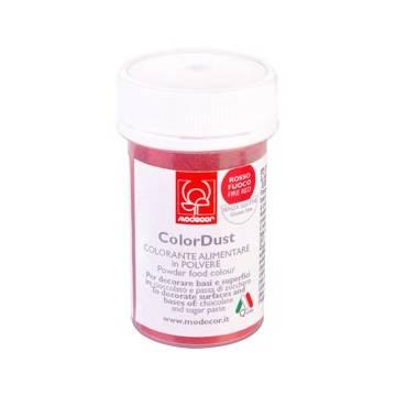 Colorante En Polvo Rojo (Bote 3 Gramos)
