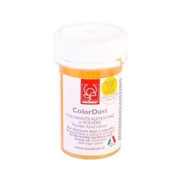 Colorante En Polvo Amarillo Modecor (Bote 3 Gramos)