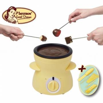 Chocolate Fondue Bestron Sweet Dreams (Und)