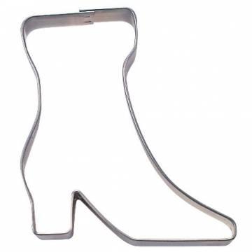 Cortador de Galletas Bota de Mujer, 6cm (Und)