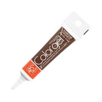 Colorante En Gel Marrón chocolate (Tubo 20 Grms)