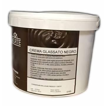 CREMA BAÑO GLASSATO NEGRO (CUBO 6 KGS)