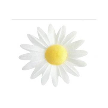 MARGARITAS BLANCAS OBLEA FLORENSUC (100 PIEZAS)