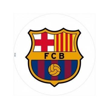 """DISCO OBLEA ESCUDO """"FC BARCELONA"""" 21 CMS (UND)"""