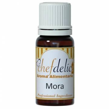 """AROMA CONCENTRADO CHEFDELICE """"MORA"""" (10 ML)"""