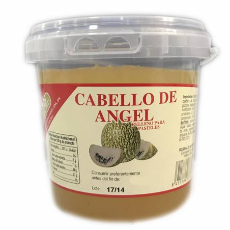 CABELLO DE ANGEL SUPREMA P. PICO (TARRINA 650 GRM)