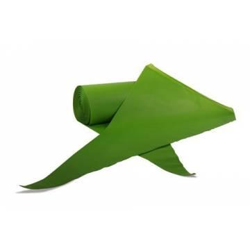 MANGA DESECHABLE GREEN ALTA PRESION 38CM (100 UND)