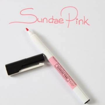 "ROTULADOR SUGARFLAIR ""ART PEN"" ROSA (UND)"