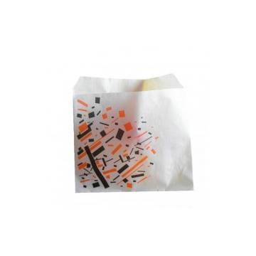 BOLSA SNACKS/PATATAS CHIPS 12X12 CMS (PAQ 250 UND)