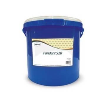 FONDANT PARA GLASEADO BLANCO S20 (CUBO 7 KGS)