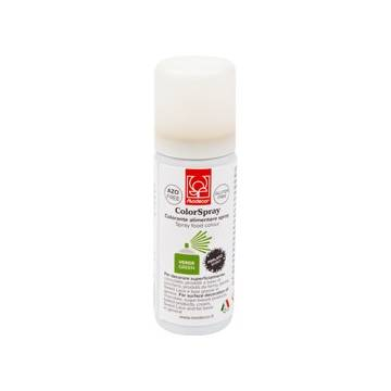 SPRAY METALIZADO VERDE PERLADO (BOTE 50 ML)
