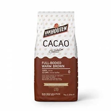 CACAO PURO VAN HOUTEN 22/24% CAMEROON (BOLSA 1 KG)