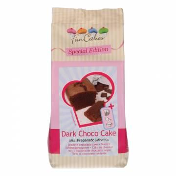 FUNCAKES PREPARADO BIZCOCHO CHOCOLATE BOLSA 500 GR