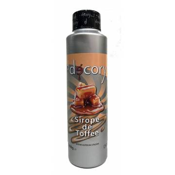 SIROPE/TOPPING TOFEE DECORY...
