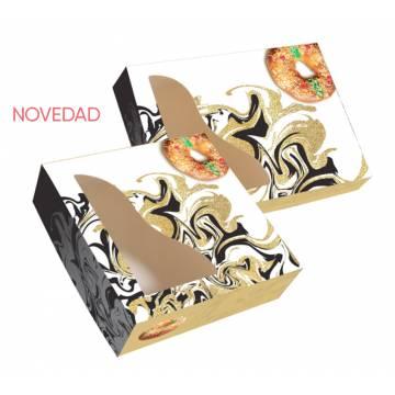 Caja Roscon de Reyes 26X26...