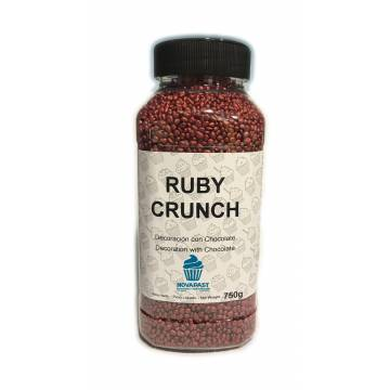 CHOCO PERLES CRUNCH RUBY...