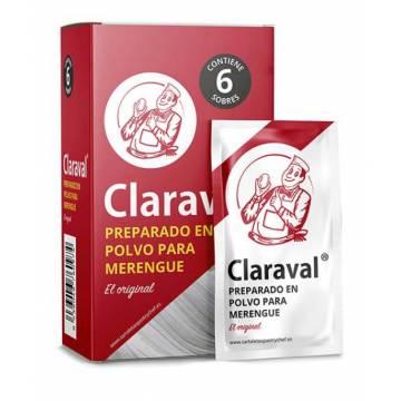 CLARAVAL MEREGUE...