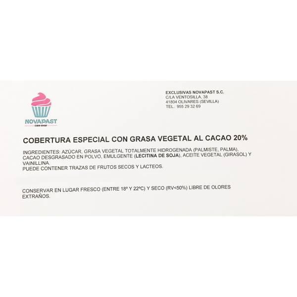COBERTURA SUCED. CREMYCO 20% (CAJA 20 KGS)
